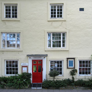 Oxford Quaker Meeting House
