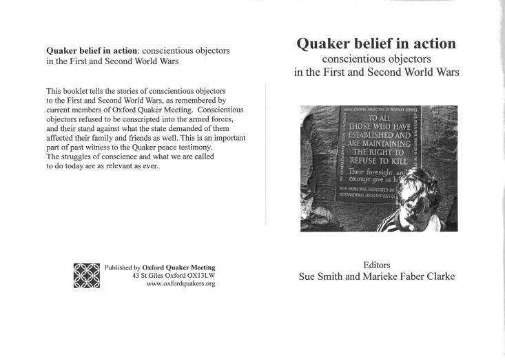 Quaker Belief in Action